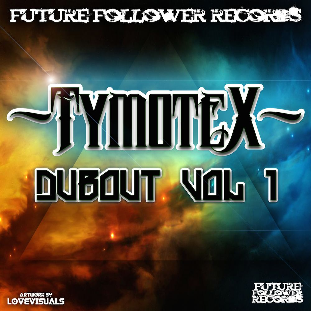Tymotex - Dubout Vol 1<