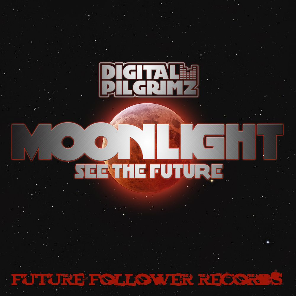 DIGITAL PILGRIMZ - Moonlight EP